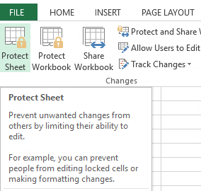 unProtect excel Sheet